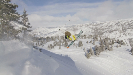 Colter Brehmer Cork 3 cornice drop freeze fram